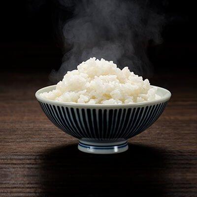 越光米白飯