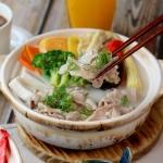 鍋物-豚骨豬肉鍋